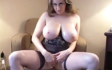 Busty babe gets her face jizzed after sucking dick increased by fucking