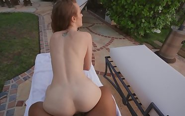 Join sexy Karla Kush by the unify for a adulatory POV fuck