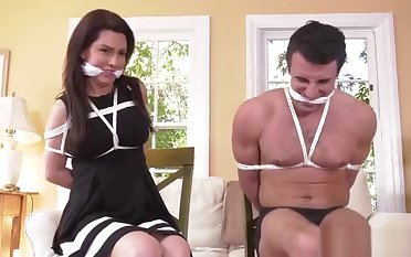 Couple tied yon