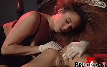 BRUCE SEVEN - Sluts Candy And Shonna's Hardcore Ass Play