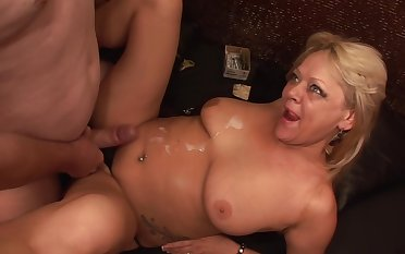 TuttiFrutti - Swinger amateur party with respect to a handful of Milf Sluts