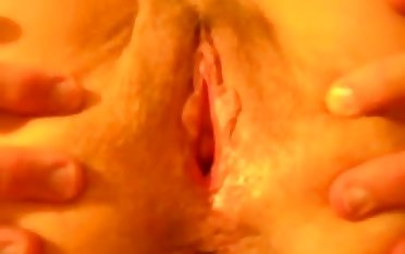 Awesome closeup tape of my own wifey tickling her lubed wet pussy