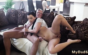 Old man fuck young couple What would you prefer -