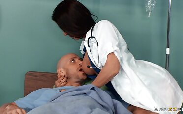 Deep sexual pleasures for these nude and amazing female doctors