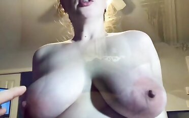 Cum Hungry Amateur Fucks And Begs To Be Covered In Jizz Pov