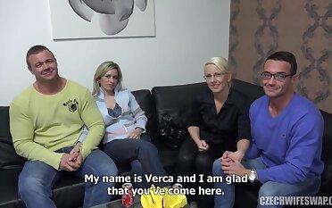 Czech Wife Swap 7 - on the go movie