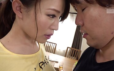 Rinne Toka - A Muscular Limber up Wife S Orgasmic Cowgirl Position - TOKA RINNE