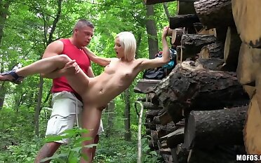 Euro Babe Fucked in the Fatherland