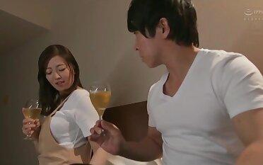 Nipponese naughty hussy incredible xxx scene