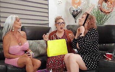 Pornography grandmothers bachelorette soiree before buddy's wedding