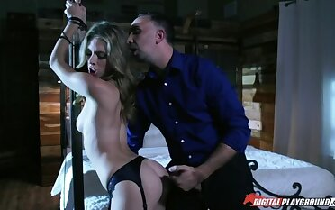 Heeding Her Master