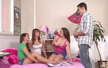 Bella Luciano in Teen Truth or Dare