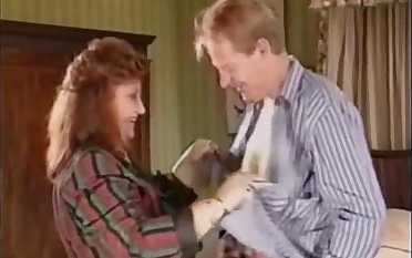 Vintage big juggs step housewife hard core