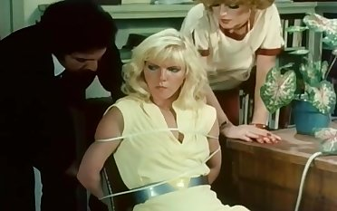 The Blond Hair Girl Next Door - 1982 - Retro Ron Jeremy
