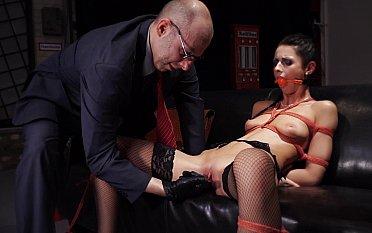 Uber sexy German BDSM
