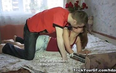Perverted teen fantasy as a revenge
