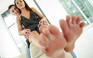 Playful Little Feet