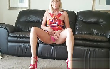 A Son Gets to Creampie His Female parent TWICE
