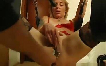 Categorical Submission mature sex slave Angela