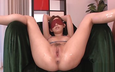 Big tit slut asian takes cock